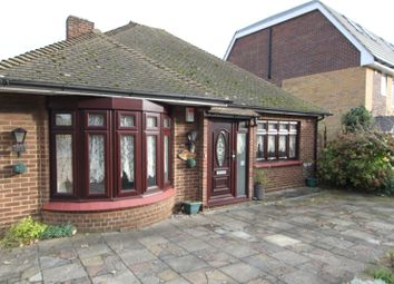 Thumbnail 3 bed detached bungalow to rent in Rochester Road, Gravesend, Kent