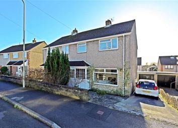 Thumbnail 3 bed semi-detached house for sale in Tudor Way, Llantwit Fardre, Pontypridd