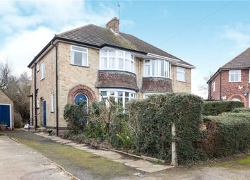 Thumbnail 3 bed semi-detached house for sale in Beaufort Avenue, Loughborough