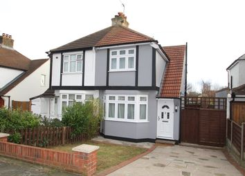 Thumbnail 2 bed semi-detached house to rent in East Drive, Orpington