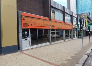 Thumbnail Retail premises to let in Suffolk Street Queensway, Birmingham