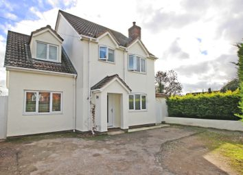 Thumbnail 4 bed detached house for sale in Sowton Village, Sowton, Exeter