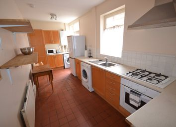 Thumbnail 4 bedroom terraced house to rent in Sweetbriar Road, West End, Leicester