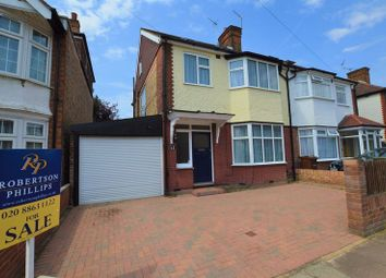 Thumbnail 4 bed semi-detached house for sale in The Gardens, Harrow