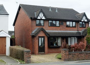 Thumbnail 3 bed semi-detached house for sale in The Green, Eccleston