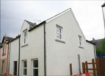 Thumbnail 2 bed end terrace house to rent in Bank Street, Crieff