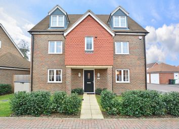 Thumbnail 5 bed detached house to rent in Railfield Gardens, The Acres