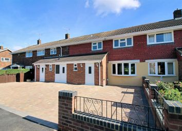 Thumbnail 4 bed terraced house to rent in Lay Road, Aylesbury