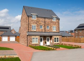 "Thumbnail 4 bed terraced house for sale in ""Hackworth"" at Whitworth Park Drive, Houghton Le Spring"