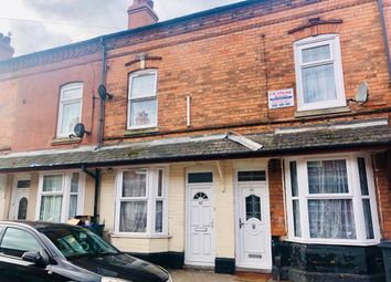 Thumbnail 2 bed terraced house to rent in Nelson Road, Aston