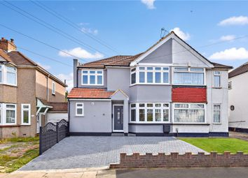 Thumbnail 4 bed semi-detached house for sale in Crofton Avenue, Bexley, Kent