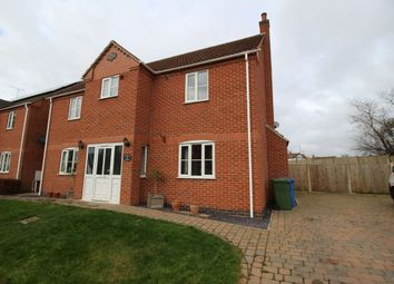 Thumbnail 4 bed detached house to rent in Stocks Fold, East Markham, Newark
