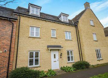 Thumbnail 4 bedroom terraced house for sale in Elmhurst Way, Carterton