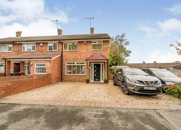 Stratford Close, Burnham, Slough SL2. 2 bed end terrace house for sale