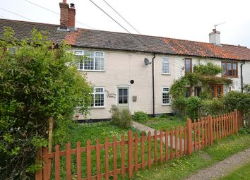 Thumbnail 3 bedroom terraced house for sale in Paradise Lane, Bawdeswell, Dereham, Norfolk.