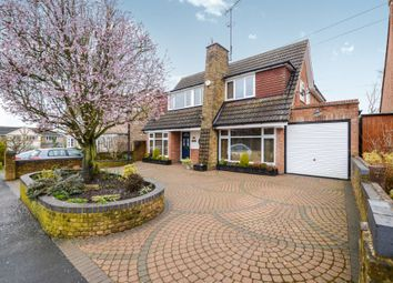Thumbnail 4 bed detached house for sale in The Meads, Bricket Wood, St. Albans