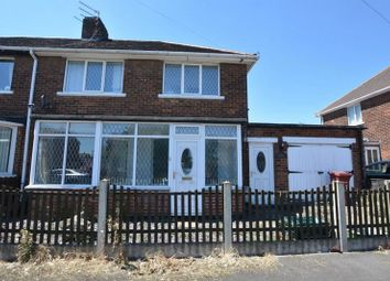 3 bed semi-detached house for sale in Crowland Avenue, Scunthorpe DN16