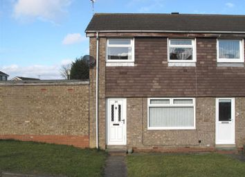 Thumbnail 3 bedroom terraced house to rent in Oulton Close, Eastfield Green, Cramlington