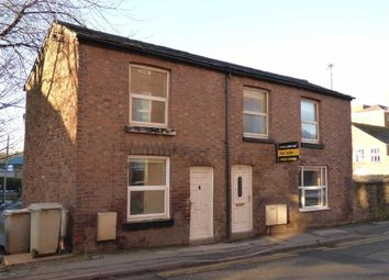 Thumbnail 1 bed terraced house for sale in Oxford Road, Macclesfield