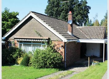 Thumbnail 3 bed bungalow for sale in 11 Hilland Rise, Nr Bordon, Hampshire