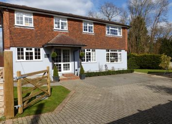Thumbnail 4 bed detached house for sale in Two Ways, Loxwood, Billingshurst