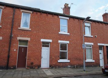 Thumbnail 2 bed terraced house for sale in Alexander Street, Off London Road, Carlisle, Cumbria