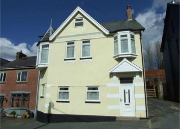 Thumbnail 7 bed detached house for sale in Irfon Terrace, Llanwrtyd Wells, Powys