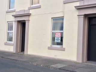 Thumbnail 2 bed flat for sale in Kelburn Street, Millport, Isle Of Cumbrae