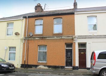 4 bed terraced house for sale in Neswick Street, Stonehouse, Plymouth PL1