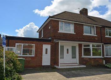 Thumbnail 4 bed semi-detached house for sale in Barlings Avenue, Scunthorpe
