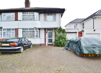 Thumbnail 3 bed semi-detached house for sale in Gloucester Gardens, Barnet