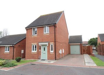 Thumbnail 3 bed detached house for sale in Thomaston Court, Greenvale Estate, Newcastle Upon Tyne