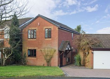 Thumbnail 4 bed detached house for sale in Manor Court Drive, Armitage & Handsacre, Rugeley