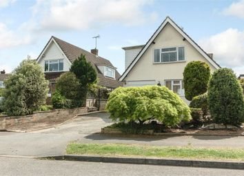 Thumbnail 4 bed detached house for sale in Waverley Drive, Chertsey, Surrey