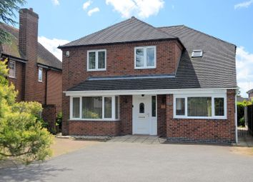 Thumbnail 4 bed detached house for sale in Main Street, Overseal