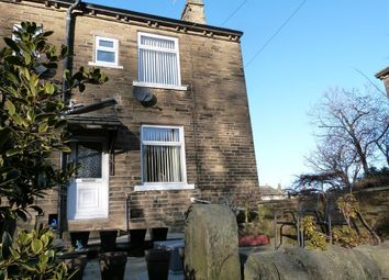 Thumbnail 1 bed end terrace house for sale in The Strand, Bingley