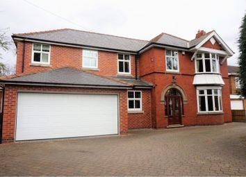 Thumbnail 5 bed detached house for sale in Bawtry Road, Doncaster