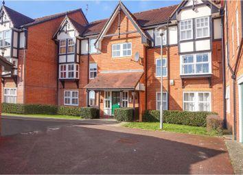 Thumbnail 1 bed flat for sale in Grange Crescent, Dartford