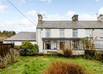 Thumbnail 3 bed end terrace house for sale in Dolawen Terrace, Caernarfon, Gwynedd