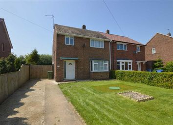 Thumbnail 3 bed semi-detached house to rent in Headlands Drive, Aldbrough, East Yorkshire