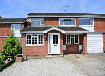 Thumbnail 4 bed semi-detached house for sale in Stockton Close, Hedge End, Southampton, Hampshire