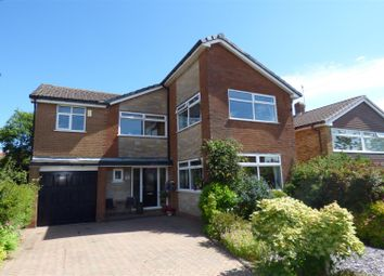Thumbnail 4 bed detached house for sale in St. Clair Road, Greenmount, Bury