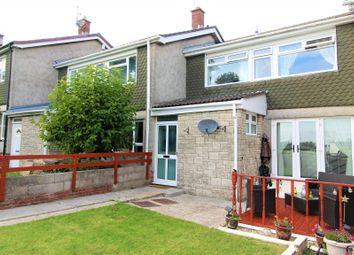 Thumbnail 4 bedroom terraced house for sale in Heathfield Drive, Barry