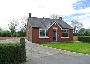 Thumbnail 3 bedroom detached bungalow to rent in Chain House Lane, Preston, Lancashire