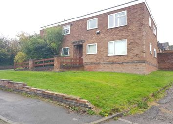 Thumbnail 1 bed flat for sale in Briar Meads, Oadby, Leicester