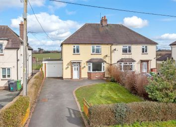 Thumbnail 3 bed semi-detached house for sale in Mytton Lane, Shawbury, Shrewsbury