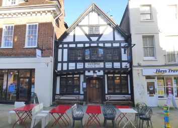 Thumbnail Pub/bar for sale in The Square, Hampshire: Winchester