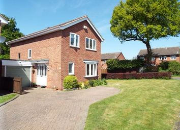 Thumbnail 3 bed detached house for sale in Illshaw Close, Redditch, Worcestershire