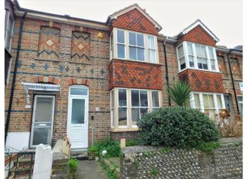 Thumbnail 3 bed terraced house for sale in Wenban Road, Worthing