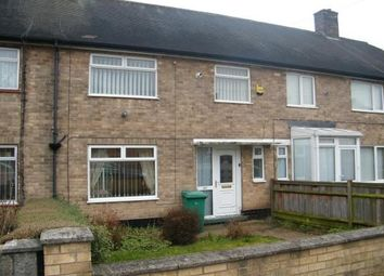 Thumbnail 3 bed terraced house to rent in Southchurch Drive, Clifton